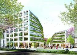 Visualisierung 1. Preis meyerschmitzmorkramer rhein gmbh, Köln